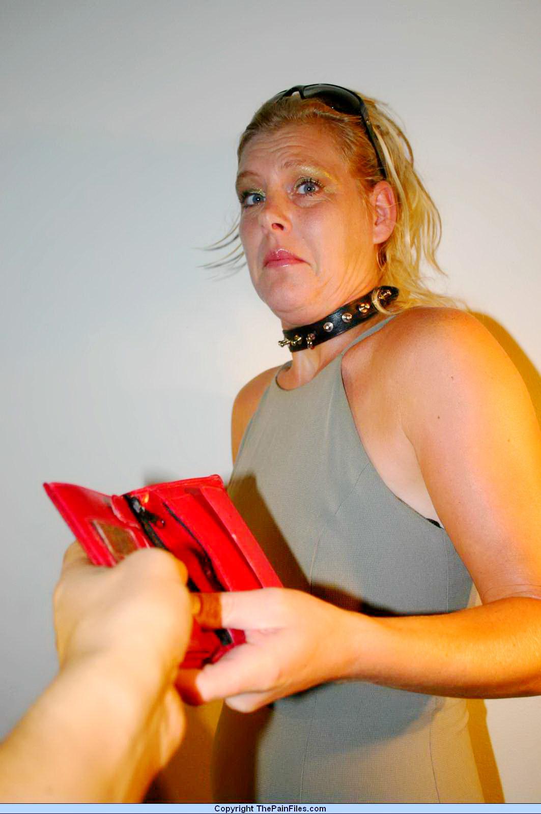 Sexy dress of women
