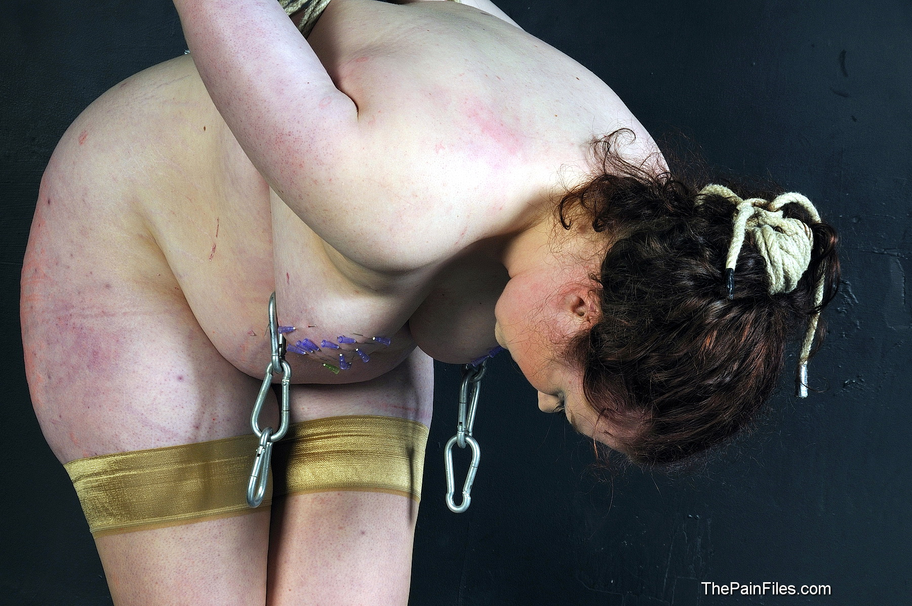 Sorry, bbw torture bondage opinion you
