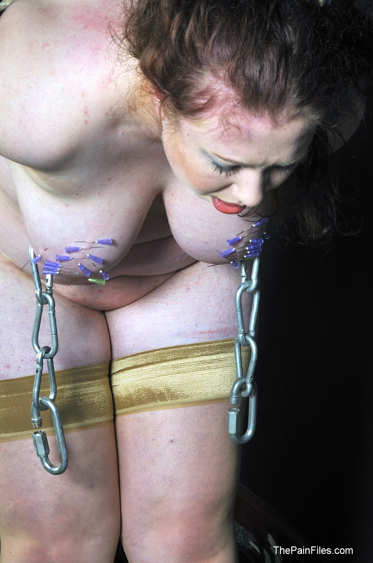 Sounds like bbw bondage movies wish was