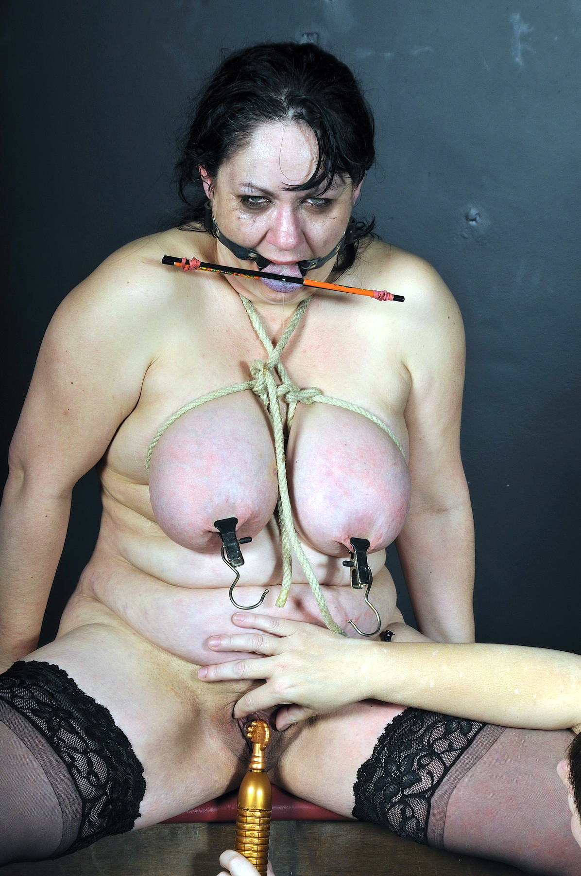 Not bbw torture bondage seems