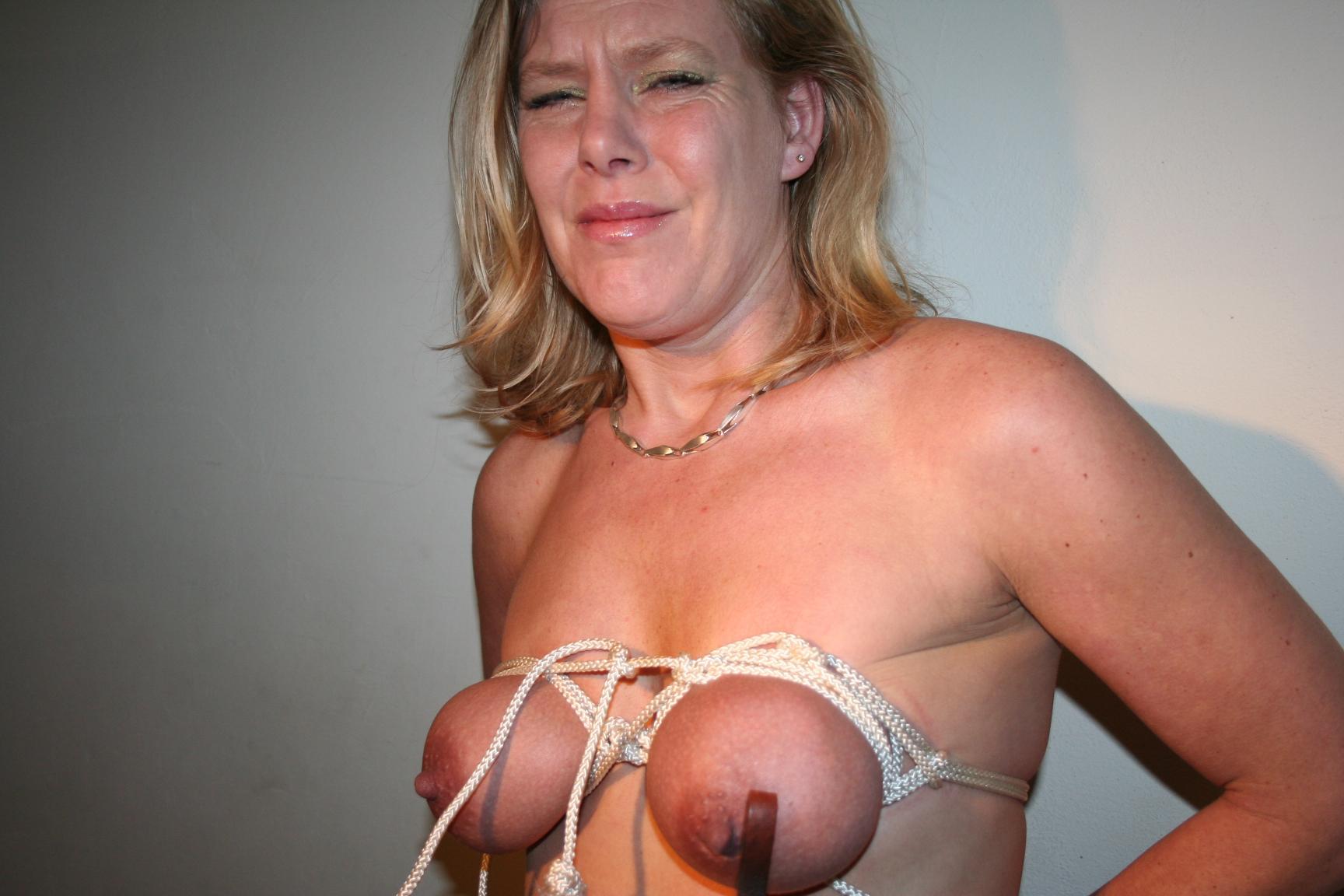 bondage extreme pain mature Amateur