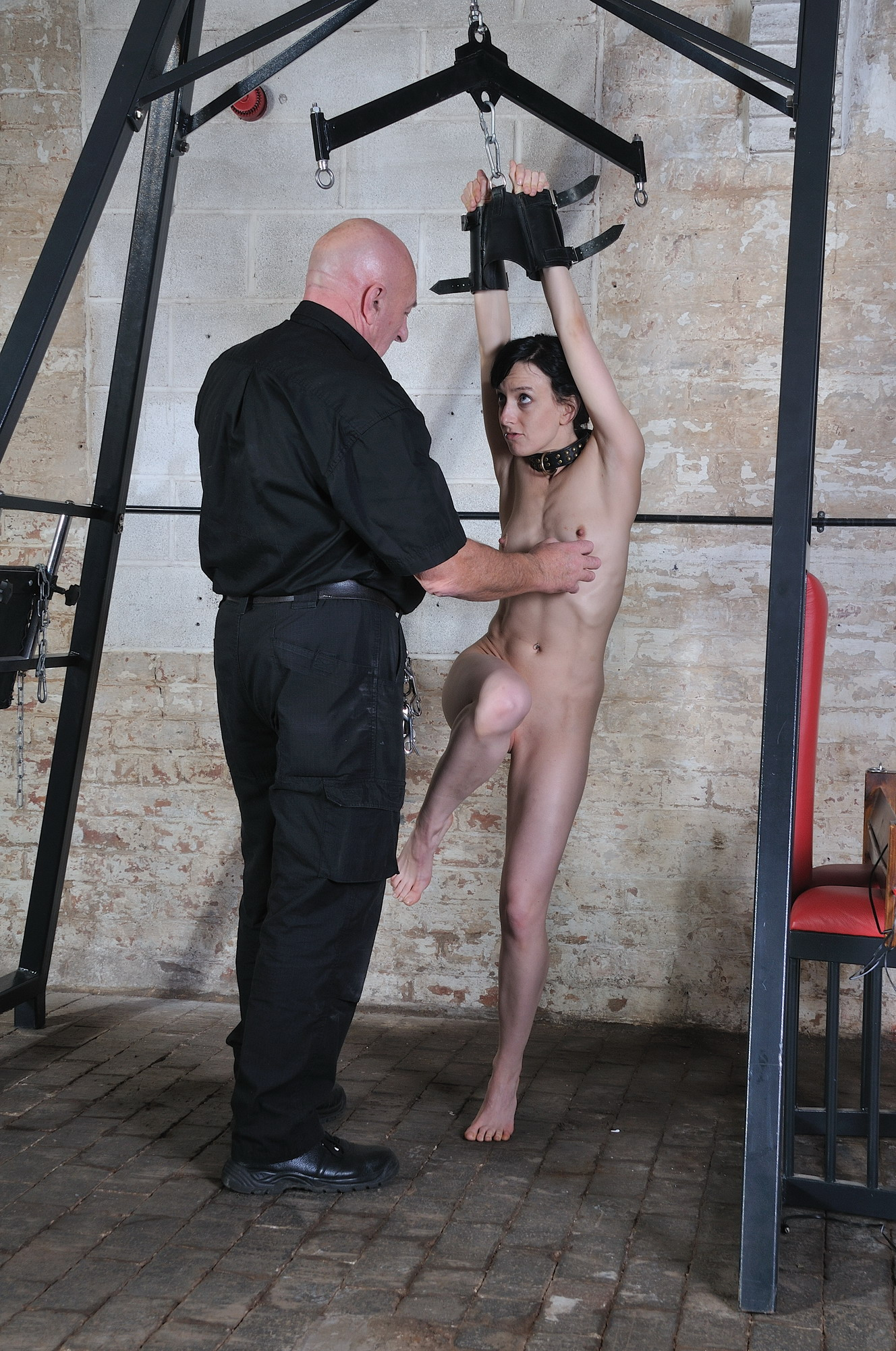 The free bdsm crying