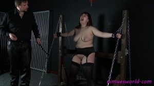whipped amateur slave