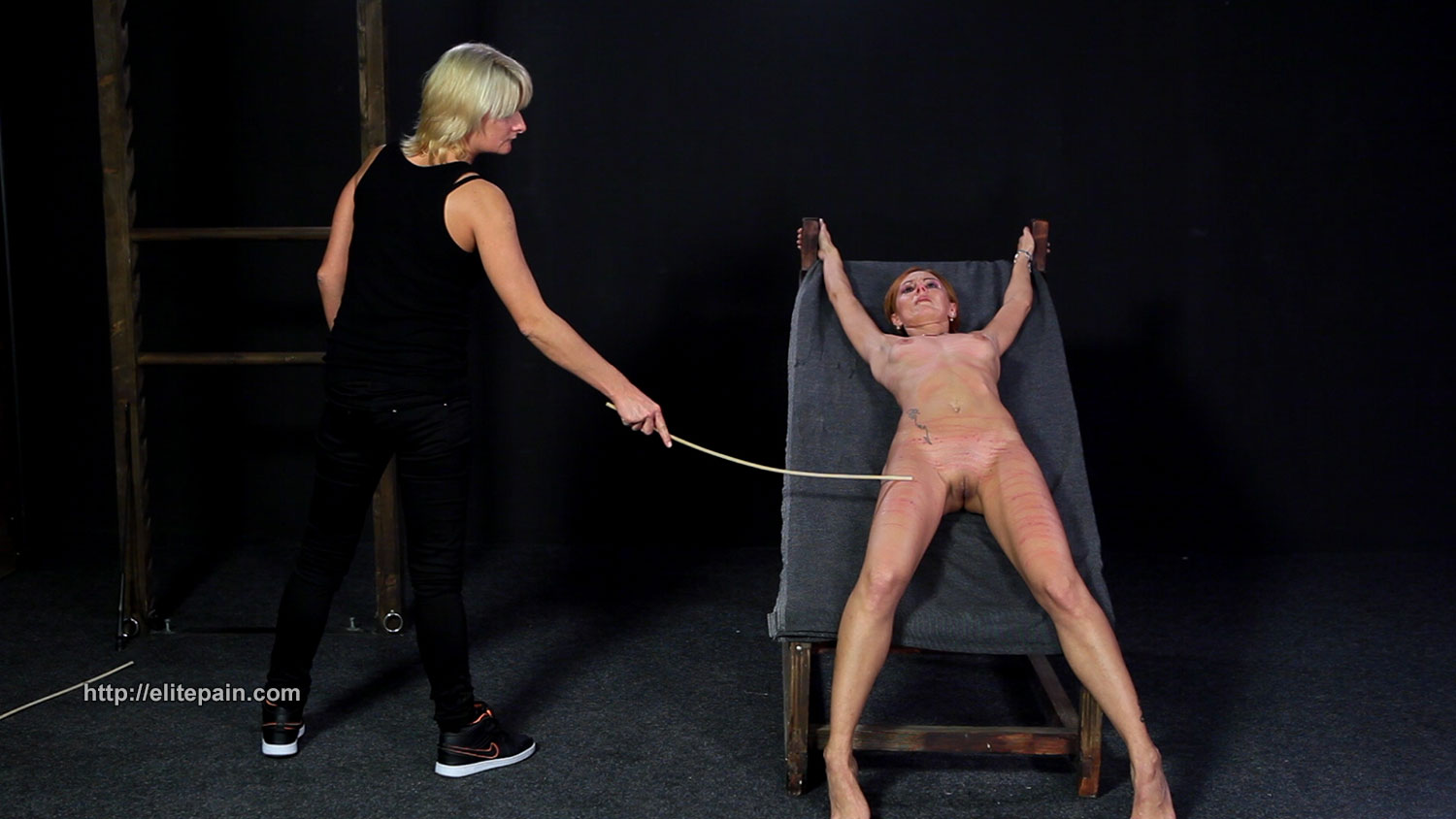All bdsm punishment video was born