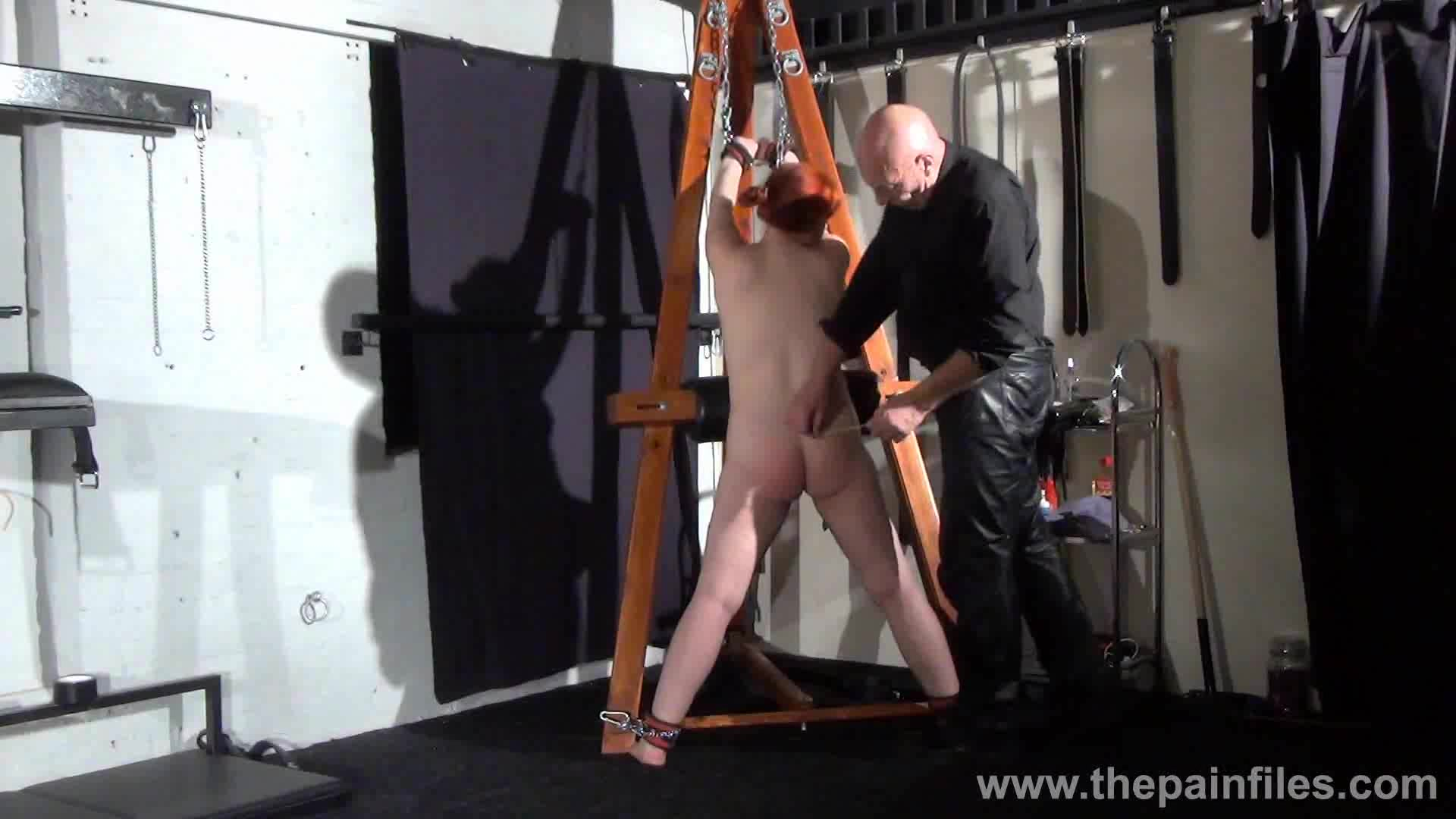 Video! Terrific Red headed she domination could find