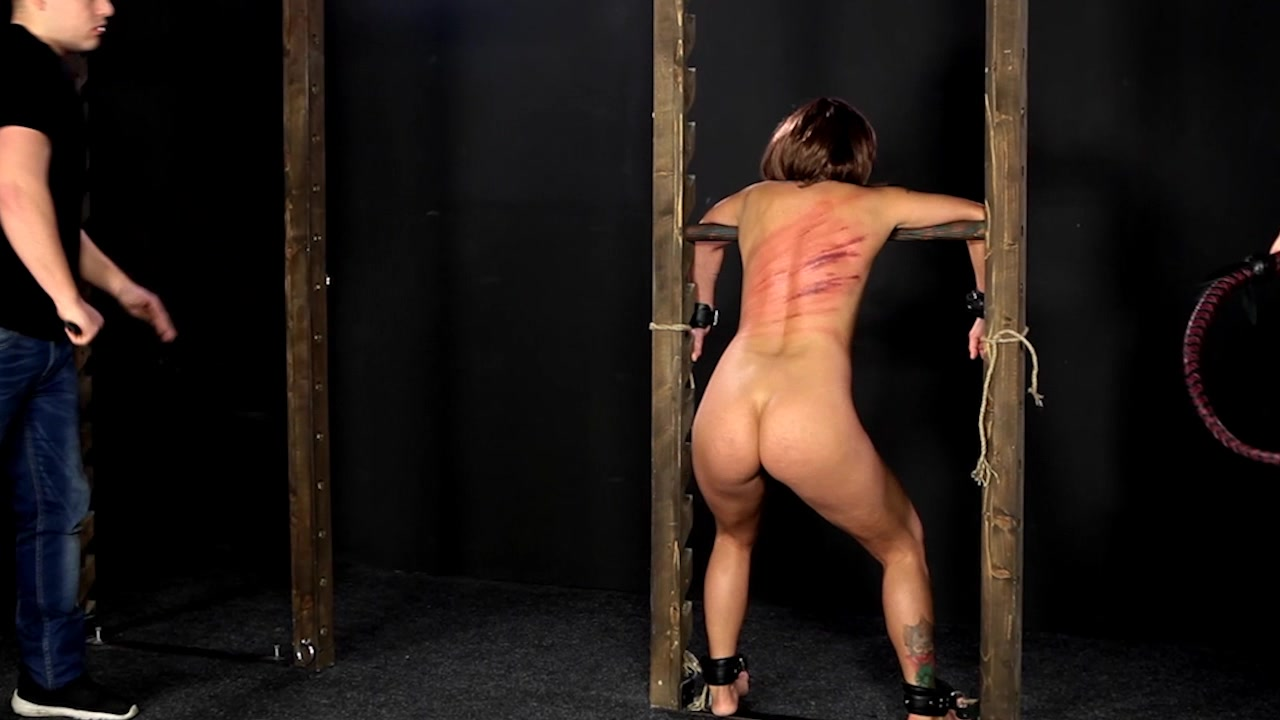 Bdsm flogging videos