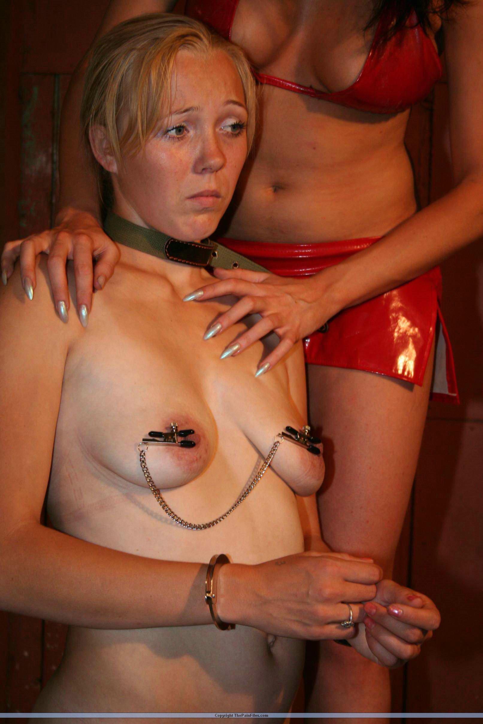 Teen Redhead Lesbian Bondage
